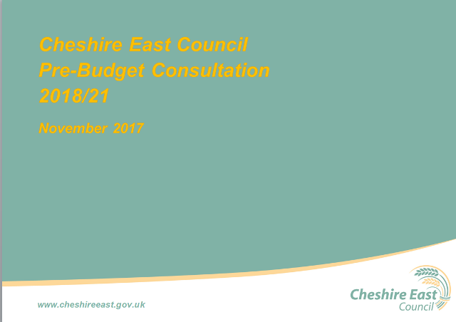 Budget Consultation Front Cover