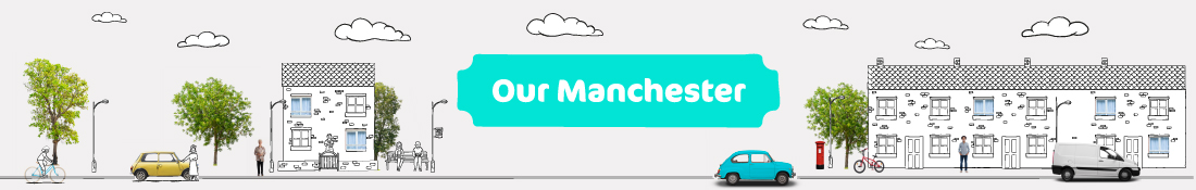 Our Manchester Logo