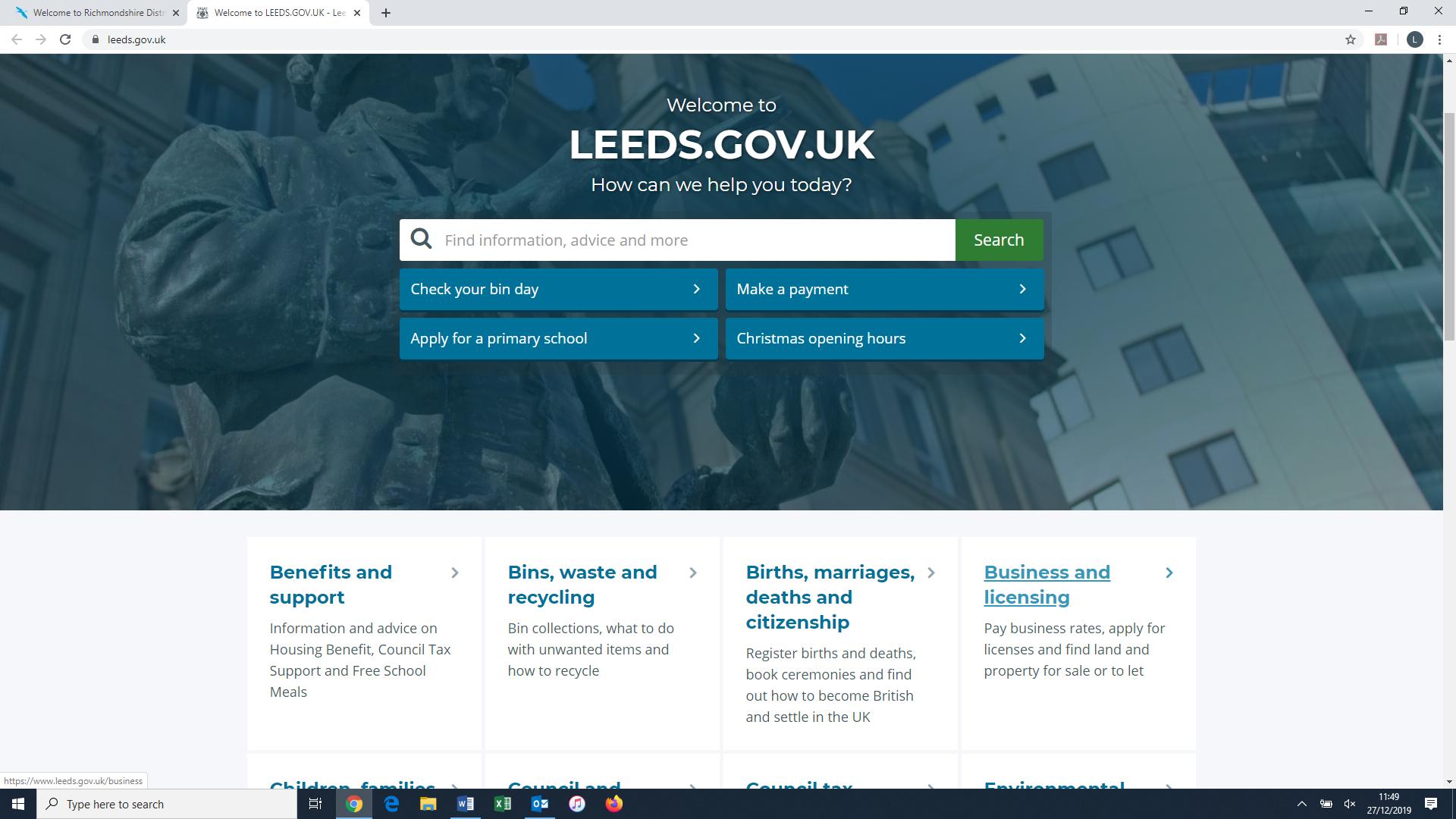 https://www.leeds.gov.uk/
