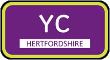 YC Hertfordshire logo