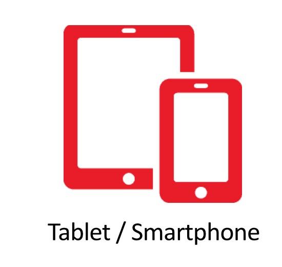 Tablet/Smartphone