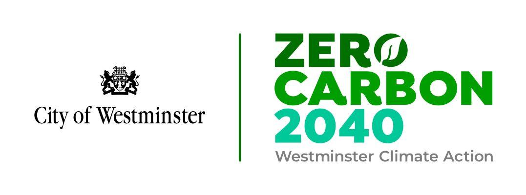 Zero Carbon 2040 Westminster Climate Action logo